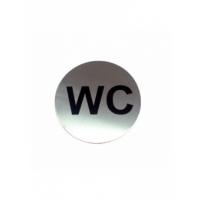 Табличка информационная METAL CRAFT SP-WC