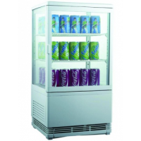 Холодильный шкаф витринного типа GASTRORAG RT-58W