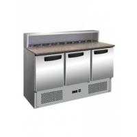 Холодильник-рабочий стол для пиццы GASTRORAG PS903 SEC